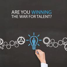 Are you winning the war on talent?